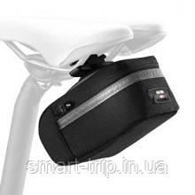 Сумочка велосипедная Scicon PIN 695 LARGE QUICK RELEASE CYCLING SADDLE BAG Black SB058140506
