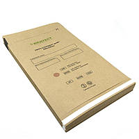Крафт-Пакеты для стерилизации (коричневые) 200*330 №100