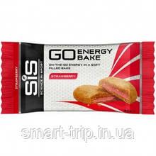 Кекс энергетический SiS Go Energy Bake клубника
