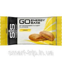 Кекс енергетичний SiS Go Energy Bake лимон