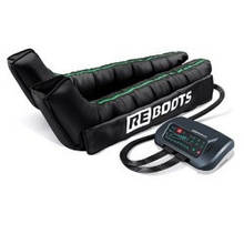 Сапоги для прессотерапии REBOOTS One Lite Recovery Boots Set 6/6