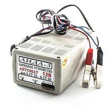 Зарядний пристрій Аїда 3 для авто акумуляторів 15-60 Ач