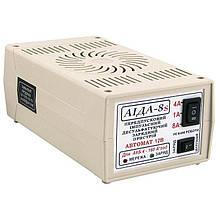 Зарядний пристрій Аїда 8s (super) для авто акумуляторів 4-160 Ач