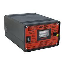 Зарядний пристрій Аіда 11 гелевий/кислотний АКБ 4-180 Ач з плавним регулюванням струму