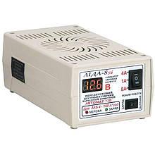 Зарядний пристрій Аїда 8si для кислотних і гелевих АКБ 4-160 Ач