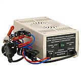 Зарядний пристрій Аїда 5si для кислотних і гелевих АКБ 4-75 Ач, фото 3