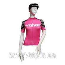 Веломайка женская WAHOO Logo Pink Italy