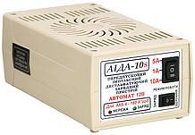 Зарядний пристрій Аїда 10s (super) для авто акумуляторів 4-180 Ач