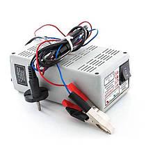 Зарядний пристрій Аїда 5s (super) гелевий/кислотний для авто акумуляторів 4-75 Ач