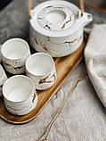 Чайний сервіз Masala white, фото 3