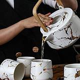 Чайний сервіз Masala white, фото 8