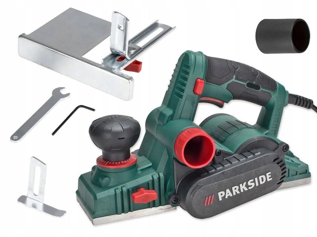 Рубанок электрический PARKSIDE  PEK-27