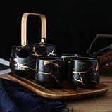 Чайный сервиз Masala black, фото 5