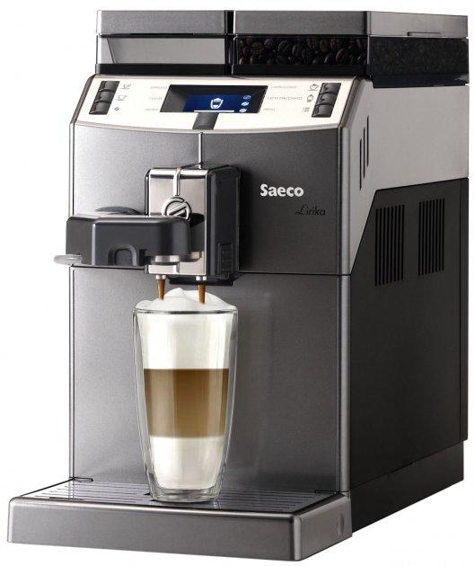 Кофемашина Saeco Lirika One Touch Cappuccino (Coffee machine Saeco Lirika One Touch Cappuccino)