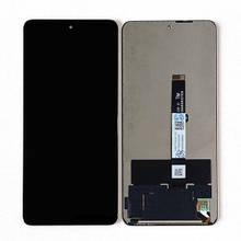 Дисплей Xiaomi Mi10T Lite, Mi 10T Lite, Poco X3 с сенсором (тачскрином) черный Оригинал Китай