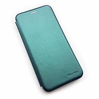 Чехол-книжка G-Case Ranger Series for Xiaomi Redmi 9T/Poco M3 (темно-зеленый), фото 1