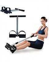 Тренажер для дома пружинный Tummy Trimmer эспандер для фитнеса Спортивный домашний тренажер ФОТО