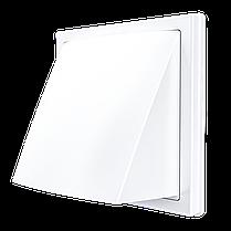 Выход стенной Эра белый с обратным клапаном 150 - 160 мм (60-219), фото 2