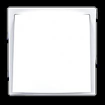Выход стенной Эра белый с обратным клапаном 150 - 160 мм (60-219), фото 3