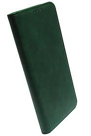 Чехол-книжка Xiaomi Redmi9T dark green Leather