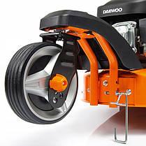 Газонокосарка бензинова Daewoo DLM 5100SR 135 см³ 46 см, фото 2