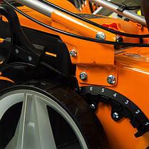 Газонокосарка бензинова Daewoo DLM 5100SR 135 см³ 46 см, фото 3