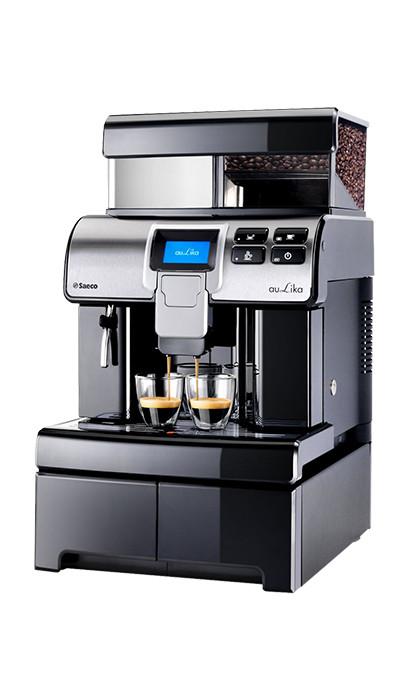 Кавомашина Saeco Aulika Office (Coffee machine Saeco Aulika Office)