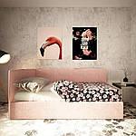 Кутова дитяче ліжко Оушен з підйомним механізмом 1,9х0,9, фото 2