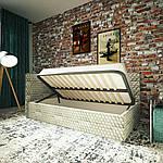Кутова дитяче ліжко Оушен з підйомним механізмом 1,9х0,9, фото 3