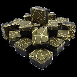 Коробка 50x50x35 Картон Коричневый