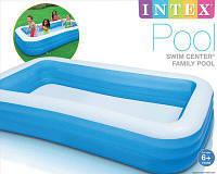 Бассейн надувной Бассейн детский Intex Размеры-305х56х183 см