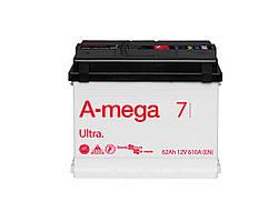 Аккумулятор A-Mega Ultra 62 ампера