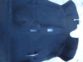 Покрытие пола ВАЗ 2108 (ковёр салона с основой, жесткий) черный