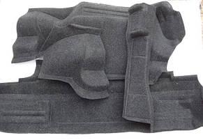 Обивка багажника ВАЗ 2105-2107 ворс (к-кт 4 шт) ДЭЛ