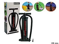 Насос Double Quick III 68615 Intex Интекс Насос для надувных изделийё ручной интекс