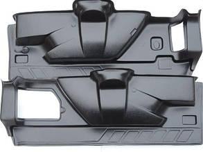 Обивка багажника ВАЗ 21213 пластик (усиленная) (к-кт 2 шт)