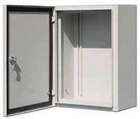 Бокс монтажный БМ-80+П 650*800*260мм IP54 (с монтажной панелью) БИЛМАКС