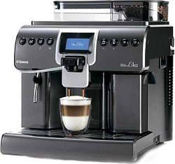 Кавомашина Saeco Aulika Focus (Coffee machine Saeco Aulika Focus)