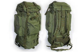 Рюкзак тактический (рейдовый) каркасный V-65л (TY-065)