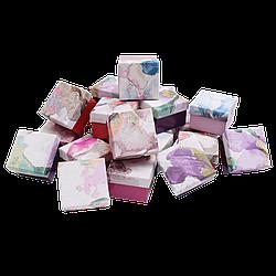Коробка 50x50x35 Картон Фиолетовый
