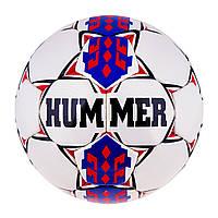 Мяч футбол Ronex (HUM) Red/Blue RX-HUM-ST7SN