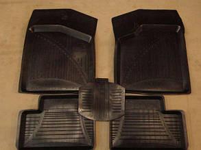 Ковры ВАЗ 2108-21099 ВАЗ 2113 2114 2115 (2 передних 2 задних с перемычкой)
