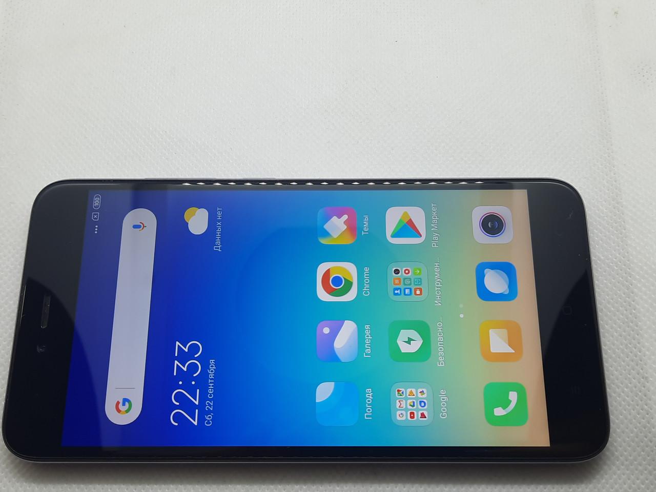 Xiaomi Redmi Note 5A Prime 4/64GB Gray #1768ВР