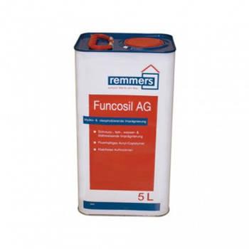 Funcosil AG Масло, жиро, грязе-, водовідштовхувальна просочення на фтор-акрил-сополімерні основі
