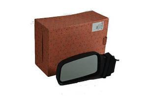 """Дзеркало ВАЗ 2114 зовнішнє заднього виду ліве (метал. кронштейн) """"Хром"""",ОБІГРІВ SAN-D"""
