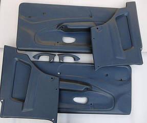 Обивка двери ВАЗ 2108 кожа (к-кт 4 шт) Евро