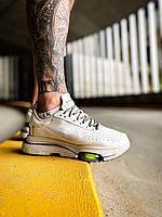 Кроссовки мужские Nike Air Zoom-Type White, Найк Аир Зум белые, код KS-4121