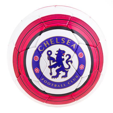 Мяч футбольный  Chelsi PU Chelsi-CH, фото 2