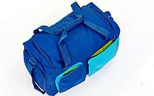 Сумка спортивная DUFFLE BAG REEBOK Z36215 CORE F M GRIP, фото 3