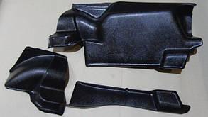 Обивка багажника ВАЗ 2105- 2107 пластик (к-кт 3 шт)